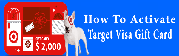 Activate Target Visa Gift Card