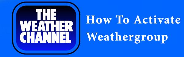 Weathergroup Activate,